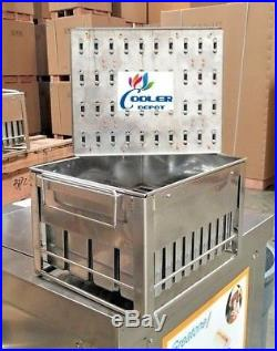 NEW Popsicle Mold Popsicle Ice Cream machine maker Popsicle freezer case MO2
