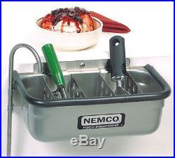 Nemco 77316-13 Spadewell 13 Ice Cream Dipper Station
