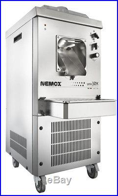 Nemox PRO12K Commercial Gelato/Ice Cream Machine Demo unit 120/60