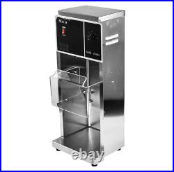 New110V Electric Ice Cream Maker Machine Automatic Mixer Blizzard Shaker Blender