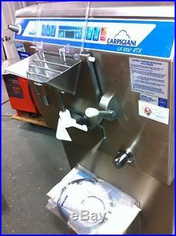 New Carpigiani Batch Freezer Gelato Ice Cream ITALIAN WATER ICE LB1002 RTX