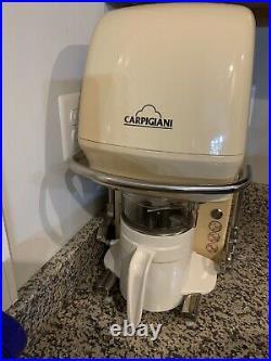 New Carpigiani Model Freeze & Go Batch freezer Gelato Ice Cream Restaurant Cafe