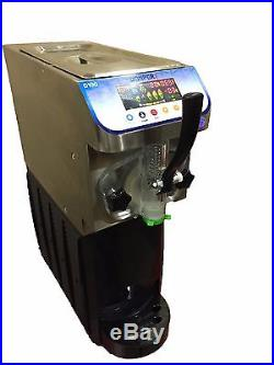 New Soft Serve Ice Cream Frozen Yogurt Machine