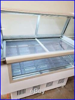 Popsicle Freezer Display 1.2LDF
