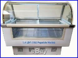 Popsicle Freezer Display 1.4LDF