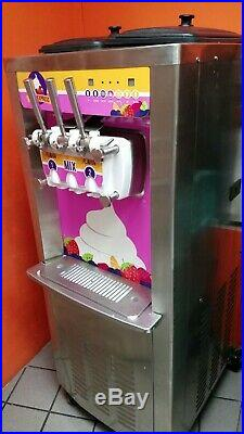 Pre Owned BH7480 Soft Serve Ice Cream Frozen Yougurt Machines 4 Available
