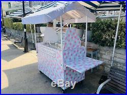 Premium Ice Cream Cart