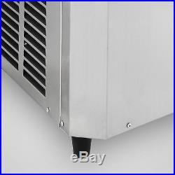 R410A Hard Ice Cream Machine Commercial Ice Cream Maker 1500w 22L/H