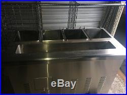 Ross Custard Machine 303A + Ross dipping cabinet + Extras