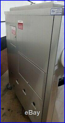 Ross Triple Barrel Frozen Custard Machine