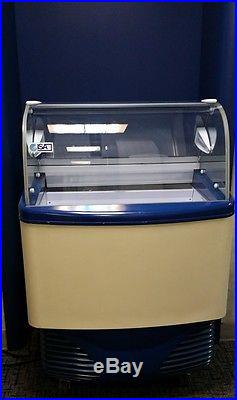 SAMOA The Perfect Ice Cream Dipping Cabinet