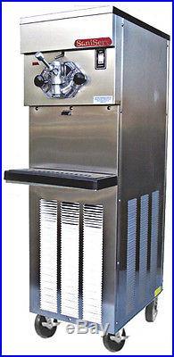 Saniserv 20 Qt Commercial Soft Serve Ice Cream Yogurt Machine 414