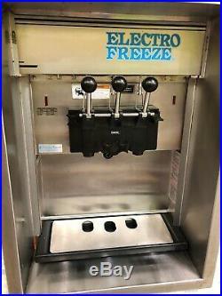 SL-500 Ice Cream Yogurt Soft Serve machines