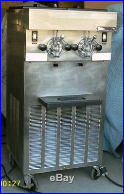 SaniServ 624 SHAKE/SLUSH/FROSTED COCKTAIL MACHINE Most Capacity for the $