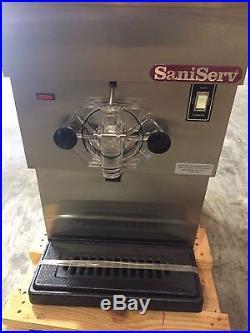 SaniServ A4011N Soft Serve Ice Cream or Frozen Yogurt Machine, 20 Quart Capacity
