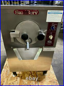 SaniServ B-5A (5 Qt) Countertop Batch Ice Cream Freezer (FULLY REFURBISHED)