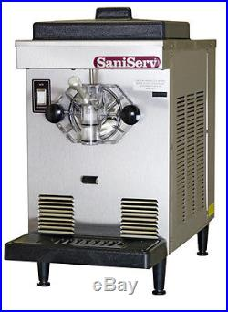SaniServ DF200 6 Qt Countertop Soft Serve Ice Cream Yogurt Machine