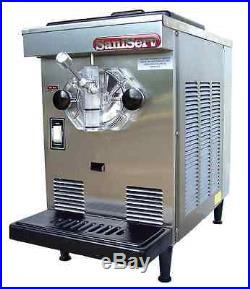 SaniServ Model 407 Soft Serve Ice Cream Machine, Brand New