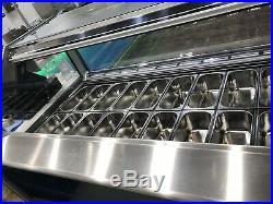 Sevel Gelato Case/Ice Cream Display Smyrna18 - Excellent condition