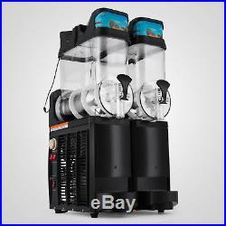 Slush Making Machine Drink Slushy Smoothie Maker 110V Snow Frozen High Power