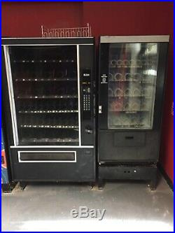 Snack And Ice cream vending machine