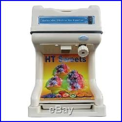 Snowcone Ice Shaver Slush Machine Commercial + poster