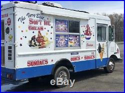 Soft Ice Cream Truck