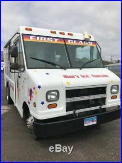 Soft Ice Cream Truck Brand New Built