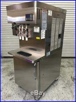 Soft Serve Ice Cream Frozen Yogurt Machine Stoelting 431-40912 Pressurized #7836