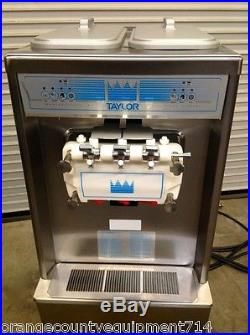 Soft Serve Ice Cream Frozen Yogurt Machine Taylor 749-33 #4503