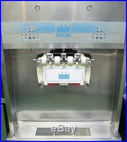 Soft Serve Ice Cream Machine Taylor 8756