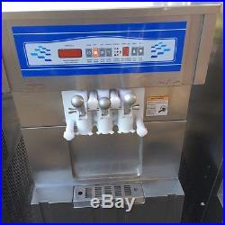 Soft Serve Ice Cream Machines / Frozen Yogurt Machines Excellent Condition
