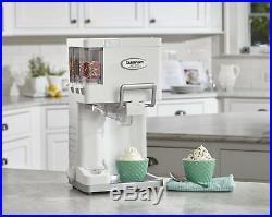 Soft Serve Ice Cream Machines Yogurt Maker Cuisinart Electric Automatic Sherbet