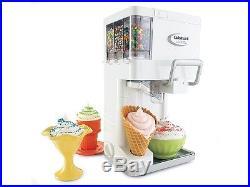 Soft Serve Ice Cream Maker Electrical Automatic Sorbet Cuisinart Machine Yogurt