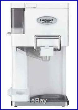 Soft Serve Ice Cream Maker Yogurt Sorbet Machine Home Kitchen Counter Appliance