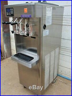 Soft-Serve/Yogurt Freezer Floor Model 3 flavors- Stoelting F231-18I2-OL2