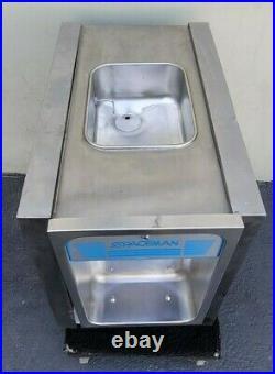 Spaceman 218 Soft Serve Ice Cream Machine or Frozen Yogurt #8810