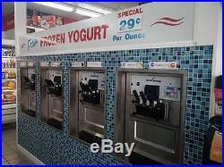 Spaceman 6240 Commercial Soft Serve Ice Cream/Frozen Yogurt Machine
