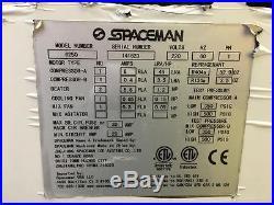 Spaceman 6250 soft ice cream machine