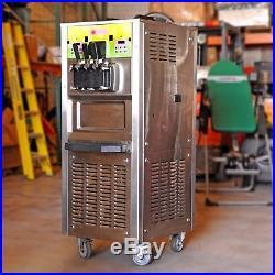 Spaceman 6378 Soft Serve Ice Cream/Frozen Yogurt Machine USED