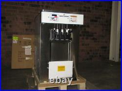 Spaceman USA (2) 8.45 Quart Commercial Soft Serve Machine With Air Pump