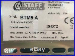 Staff BTM 5 Batch Freezer
