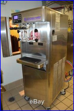 Stoelting Commercial Soft Serve Machine F231-1812YGAD1. 3 Available