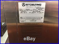 Stoelting F131 Soft Serve Yogurt Ice Cream Machine 1ph Water cooled