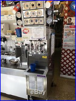 Stoelting Soft Serve Ice Cream/Yogurt Machine237R106 2 Flavor withTwist 3ph 24mth