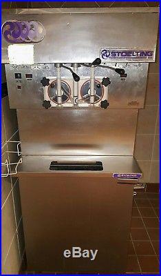 Stoelting U431-109 Soft Serve Frozen Yogurt Ice Cream Machine