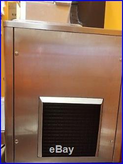 Stoelting VB9 Batch Freezer with Waring WSB50 14 Big Stik Immersion Blender