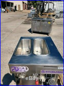 Stoelting sf144 soft serve machine