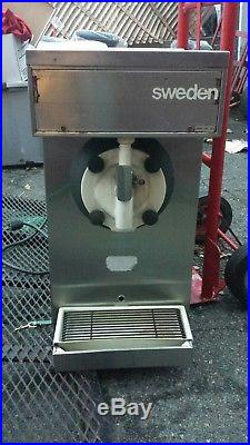 Sweden Freezer Soft Serve Ice Cream Machine