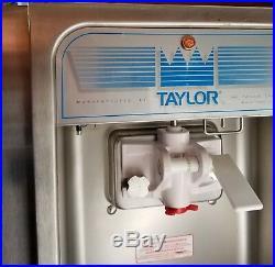 TAYLOR 152-12 Ice Counter top Ice Cream Yogurt Machine 2016 115v 1 Phase